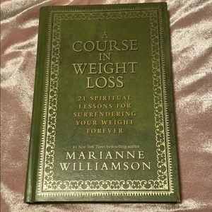 Marianne Williamson-A Course in Weight Loss